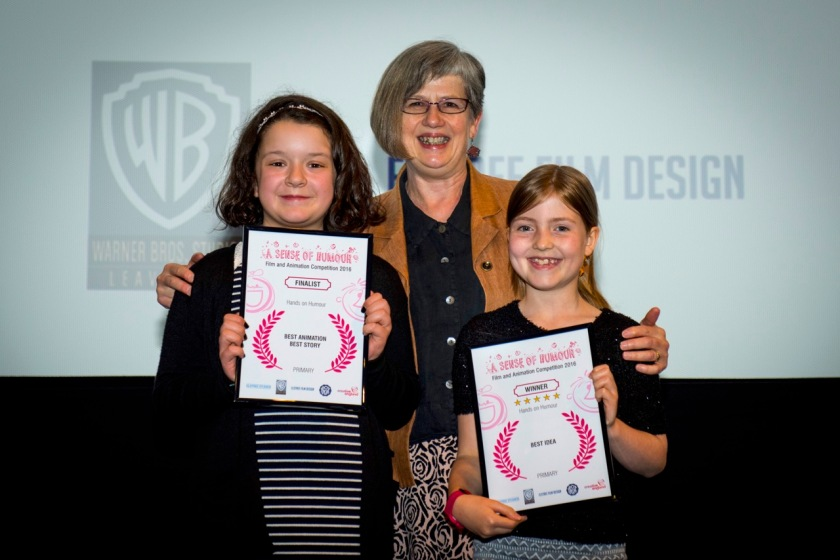 'A Sense of Humour', Film and Animation Competition Awards