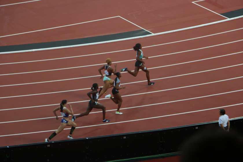 Women's 400m.
